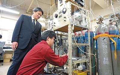 触媒・エネルギー材料工学