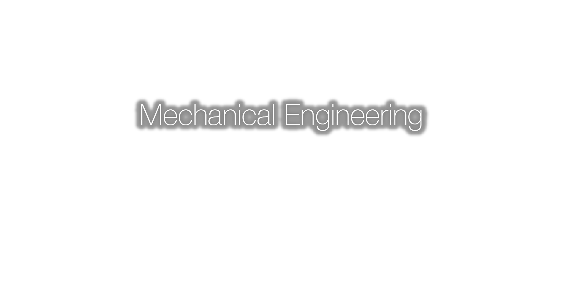Mechanical and Intellectual Systems Engineering