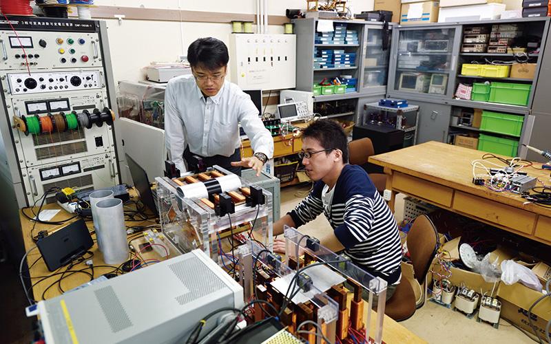 電気電子システム工学科