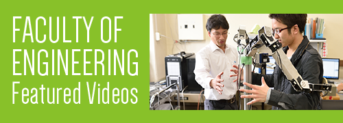 FACULTY OF ENGINEERING CAMPUS featured Videos