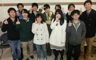 工学部科学マジックプロジェクトが出演した「所さんの目がテン!第2回実験グランプリ」が日本テレビ系にてTV放映されました