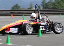 学生フォーミュラ大会2019にて日本自動車工業会会長賞を受賞